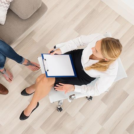 2. Pruebas psicodiagnósticas y entrevistas clínicas